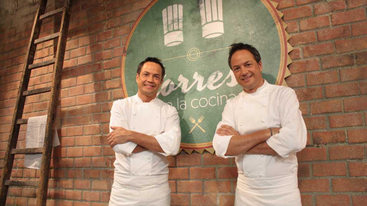 """""""Torres en la cocina"""", llega a TVE la cocina fácil, divertida y con sabor"""