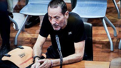 Amigas y conocidas - Julián Muñoz, enfermo y muy delgado ante el juez