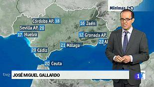 El tiempo en Andalucía-02/09/2015