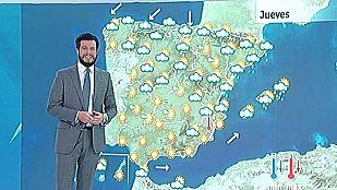 Aviso activado en la costa y el prelitoral catalán y en Baleares por chubascos tormentosos