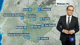 El tiempo en Extremadura - 03/09/15