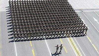 Más de 12.000 soldados participan en el desfile con el que China ha conmemorado el 70 aniversario del fin de la II Guerra Mundial