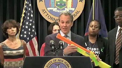 Nueva York endurece la normativa que regula la fabricación de armas de imitación
