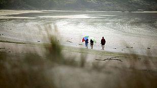 Persisten las tormentas y bajan las temperaturas en el Levante