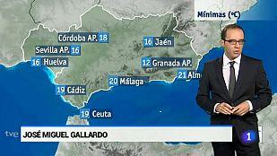 El tiempo en Andalucía-03/09/2015