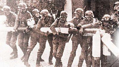 La 2 estrena 'La invasión. El estallido de la Segunda Guerra Mundial'