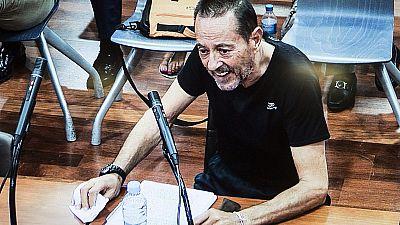 """Julián Muñoz: """"Me arrepiento y pido perdón a Marbella"""""""