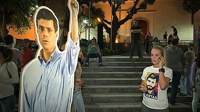 Comienza el juicio contra el opositor venezolano Leopoldo López