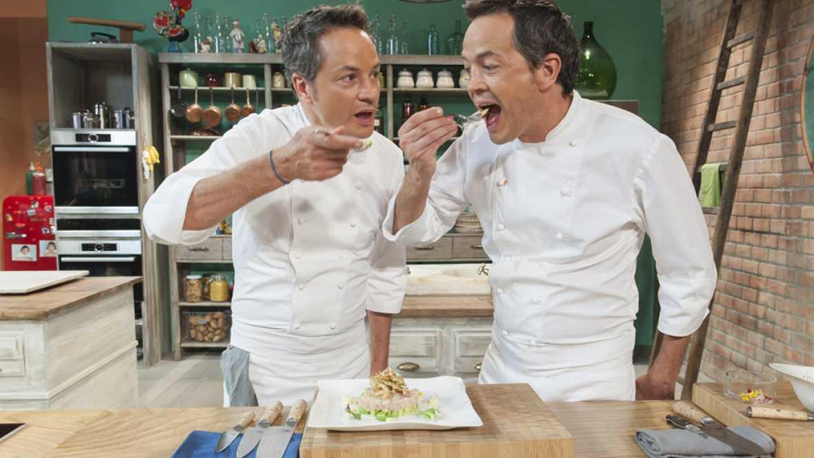 Torres en la cocina as comienza el primer programa de - Television en la cocina ...