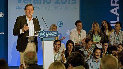 Rajoy afirma que España será solidaria ante la crisis migratoria