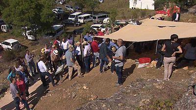 Abren al público los yacimientos de Pinilla del Valle