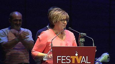 Cuatro premios para TVE en el Festival de Televisión de Vitoria