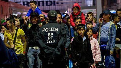 Alemania va a destinar 6.000 millones de euros para la atenci�n a los refugiados