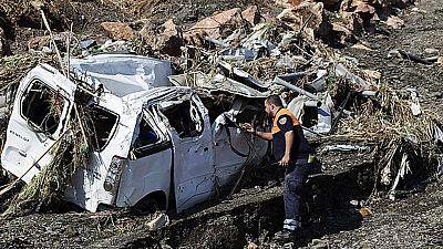 Se elevan a tres los fallecidos tras las riadas de ayer en Granada