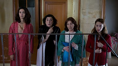 'Las chicas de la sexta planta', el s�bado en 'Versi�n Europea'