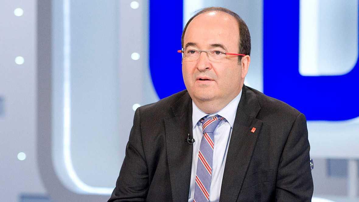 """Iceta: """"Reconocer la singularidad catalana no alteraría la soberanía nacional"""""""