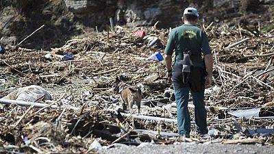 Hallan flotando en el mar el cadáver de la persona que seguía desaparecida tras la riada en Albuñol