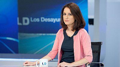 """Levy: """"Tenemos que ir a votar para decir basta ya al debate independentista"""""""