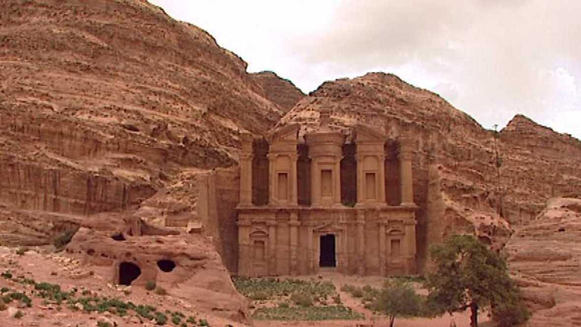 Paraísos cercanos - Jordania, piedra viva - Ver ahora