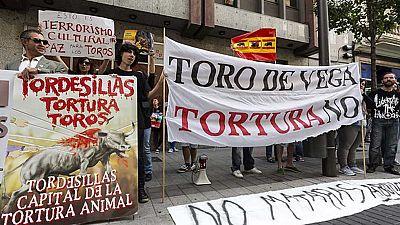 Vuelve la polémica a la fiesta del Toro de la Vega