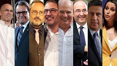 Arranca la campaña para las elecciones catalanas del próximo 27 de septiembre