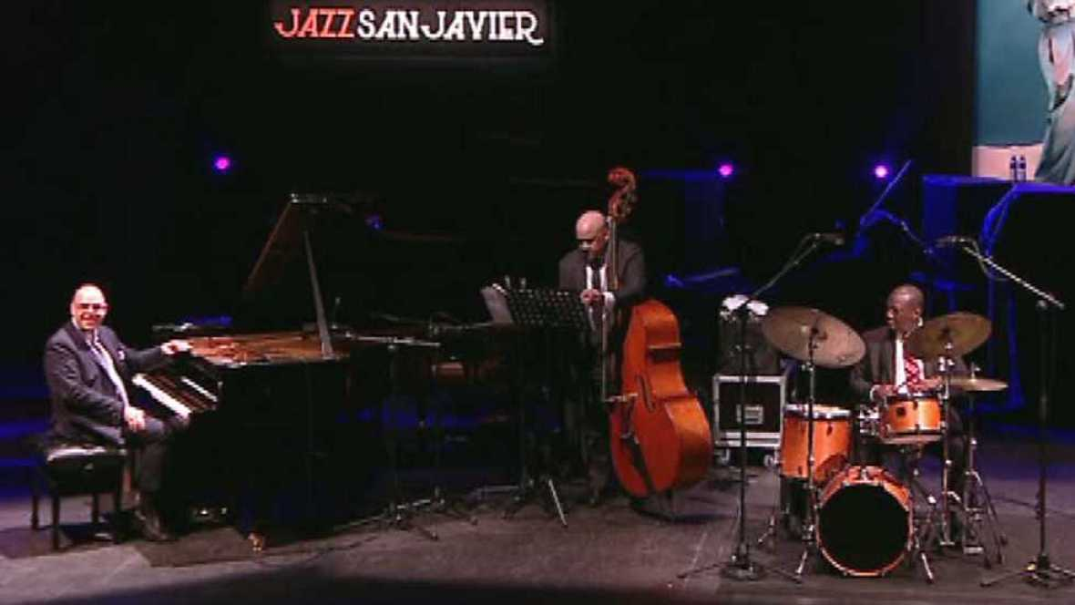 18º Festival de Jazz de San Javier: Bill Charlap Trio feat - Ver ahora