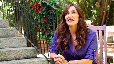 """Olmos y Robles - Ana Morgada nos habla sobre """"Cata"""""""