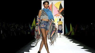 La semana de la moda de Nueva York comienza con el desfile de Desigual