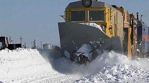 Trenes extremos: Los trenes de hielo de Siberia