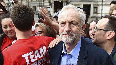 Jeremy Corbyn ha sido proclamado nuevo líder del Partido Laborista