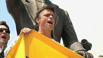 Leopoldo López ha pedido a sus seguidores que no se rindan