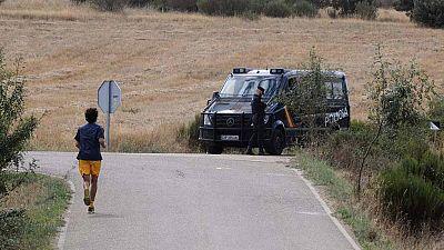 La Policía encuentra ADN en las herramientas del presunto asesino de la peregrina desaparecida