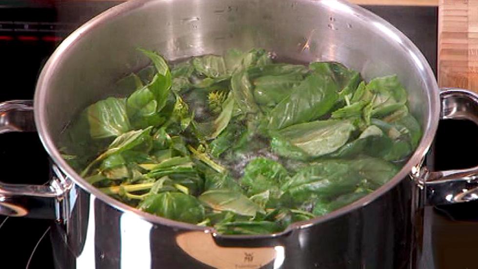 Cocinar Con Albahaca | Receta De Aceite De Albahaca