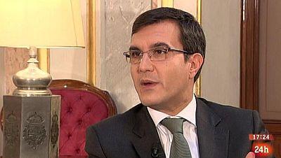 Parlamento - La entrevista - José Luis Ayllón, secretario de Estado de Relaciones con las Cortes - 12/09/2015