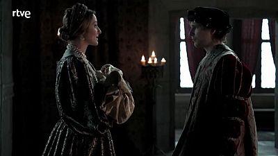 Carlos obliga a Germana a desposarse con un marqués
