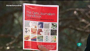 La Aventura del Saber. Libros recomendados. The data journalism Handbook