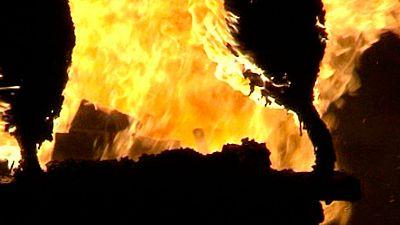 Los 'embolados' o 'toros de fuego' son otros casos con polémica por maltrato animal