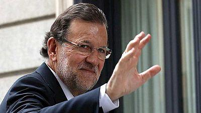 Rajoy agradece y comparte el mensaje de Obama ante el proyecto soberanista de Mas