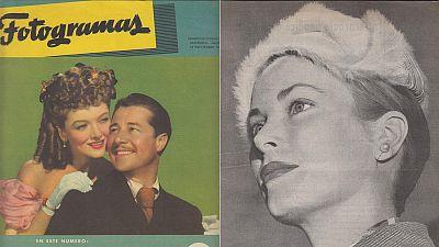 Exposici�n 'Papel, tinta y acci�n: Las revistas de cine espa�olas (1910-2015)'