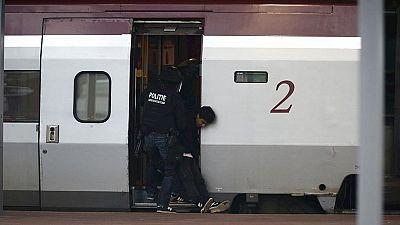 Detienen a un hombre sospechoso a bordo de un tren Thalys en Roterdam