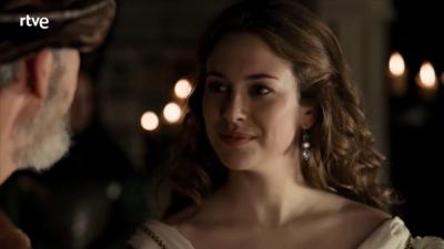Isabel, rechazada por Carlos V