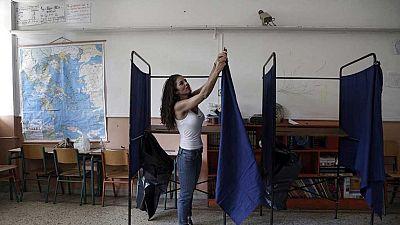 Los indecisos y la abstención, claves en las elecciones griegas