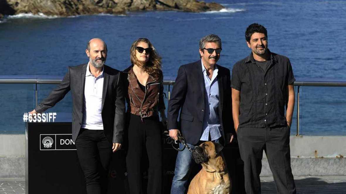 'Truman' de Cesc Gay abre la sección oficial del Festival de Cine de San Sebastián