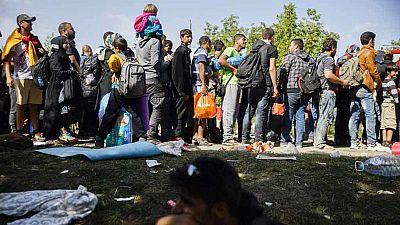 Croacia seguirá trasladando a los refugiados hasta la frontera de Hungría