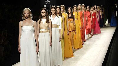 Segunda jornada de la Mercedes-Benz Madrid Fashion Week