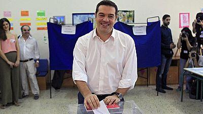 Los griegos votan en sus segundas elecciones generales en menos de un año