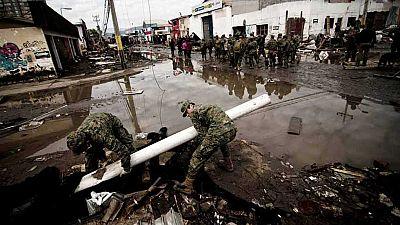 La región de Coquimbo es la más afectada por el terremoto