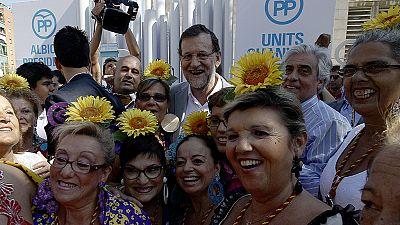 """Rajoy anima al votante """"silenciado"""" a ir a las urnas el 27S"""