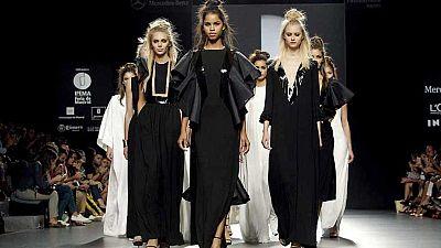 Sigue la moda en la pasarela madrileña