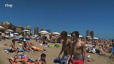 Taller de verano de Repor - Invasión en la playa